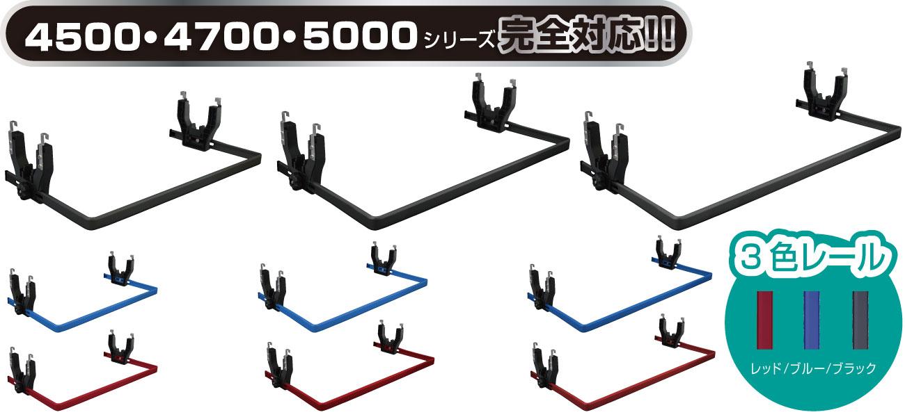 ドカットレールシステム