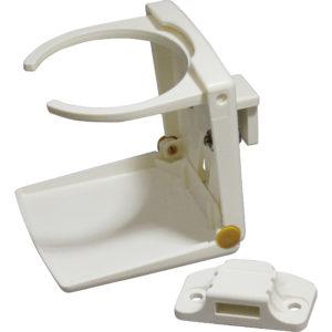 つりピタ/折畳み式カップホルダー(ビス固定ベースセット)_C13600W-BMST