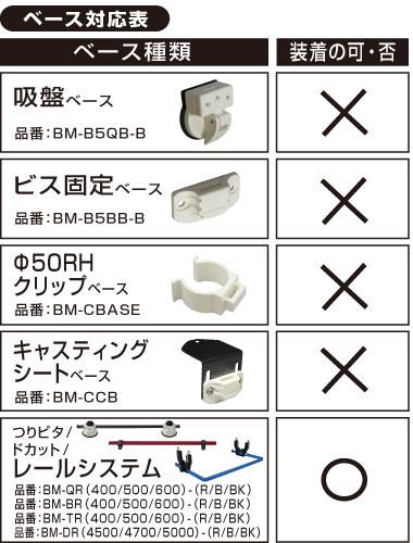 つりピタ対応表_レール専用
